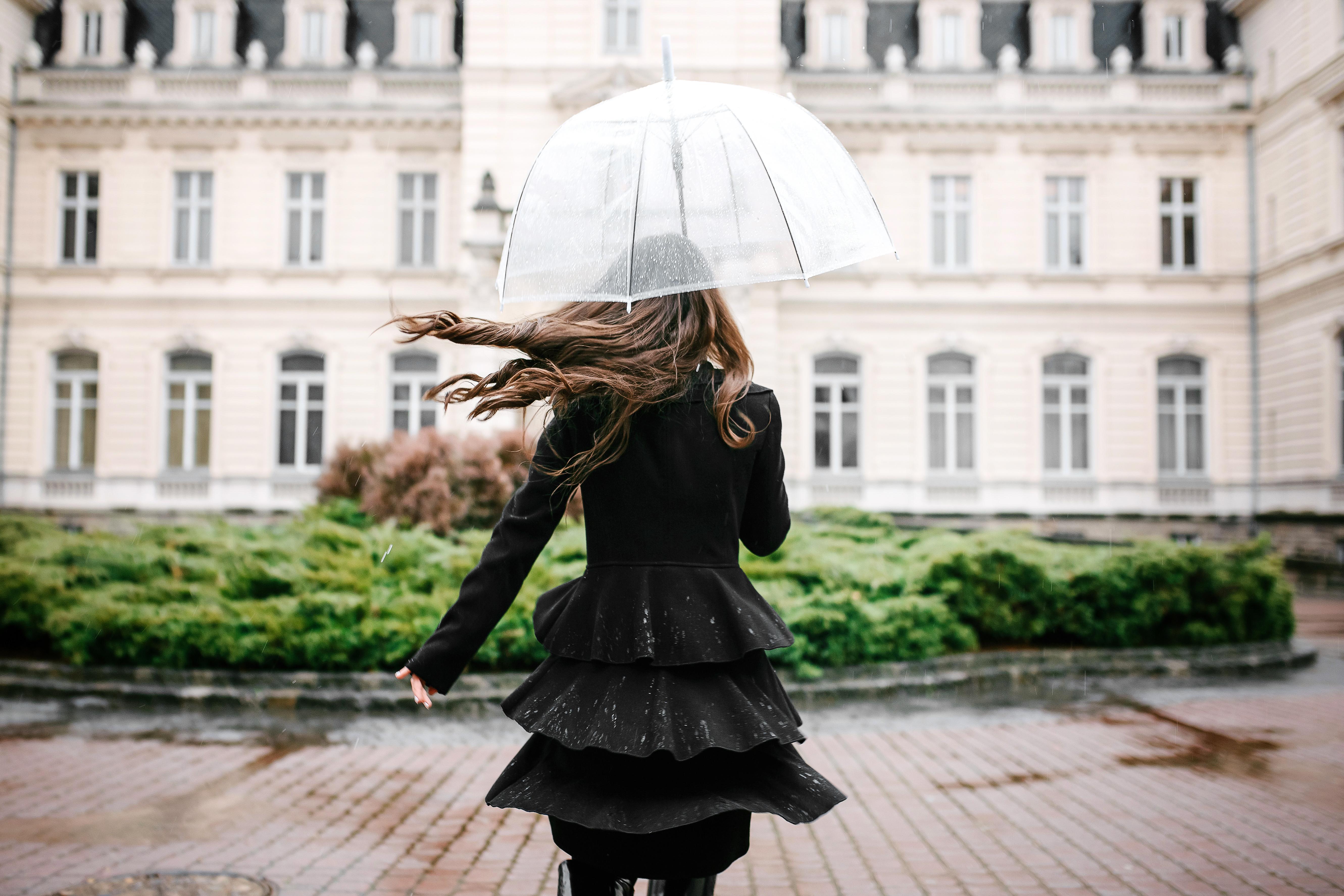 Le parapluie : nouveau accessoire mode ? 2