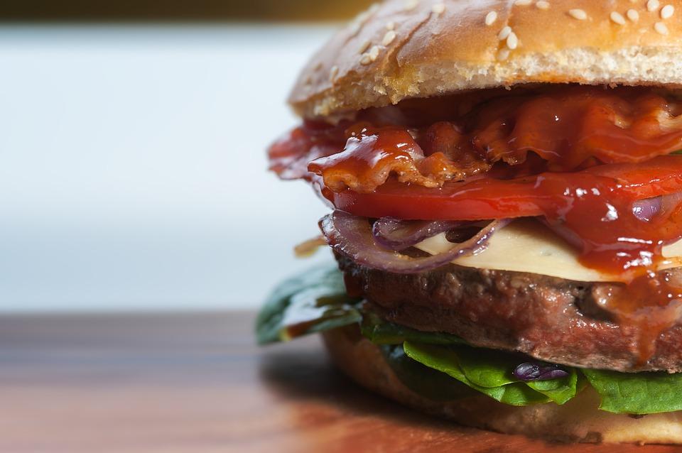 Une idée pour votre repas ? Un bon burger fait maison ! 2