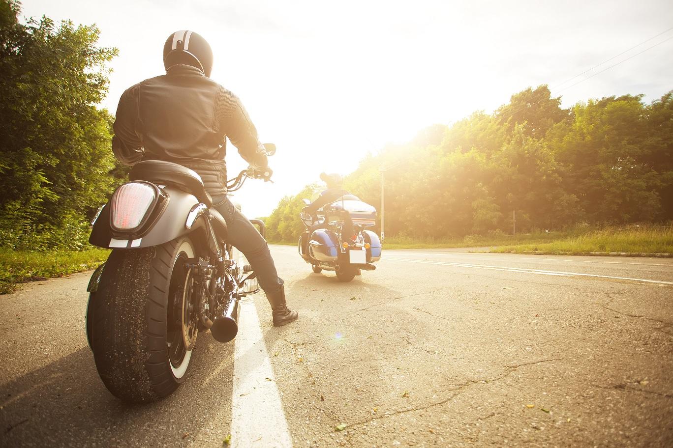 Comment s'équiper pour faire de la moto? 1