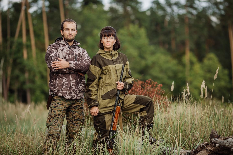 Quel vêtement est adapté pour la chasse ? 2