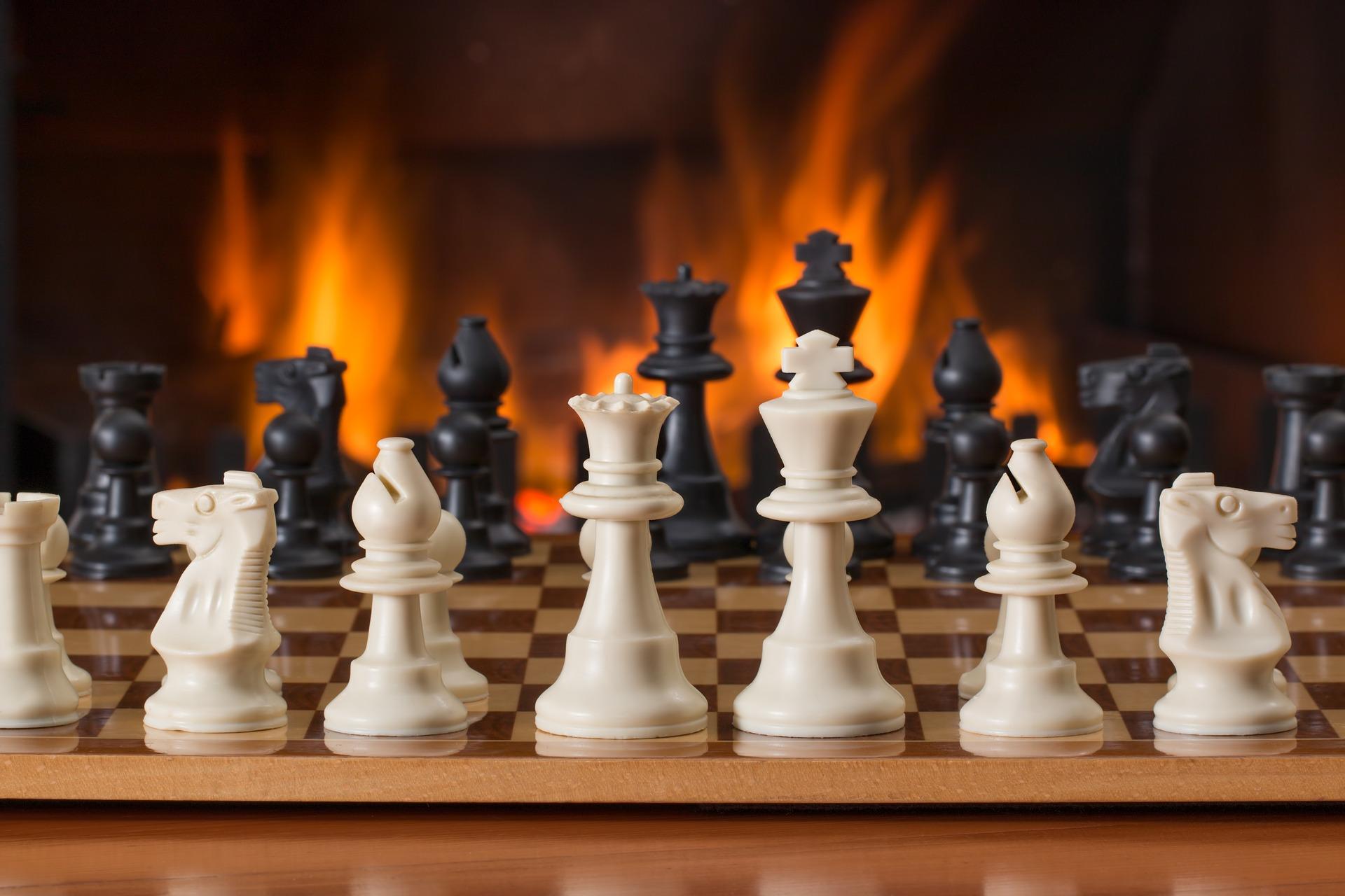 échecs-plateau