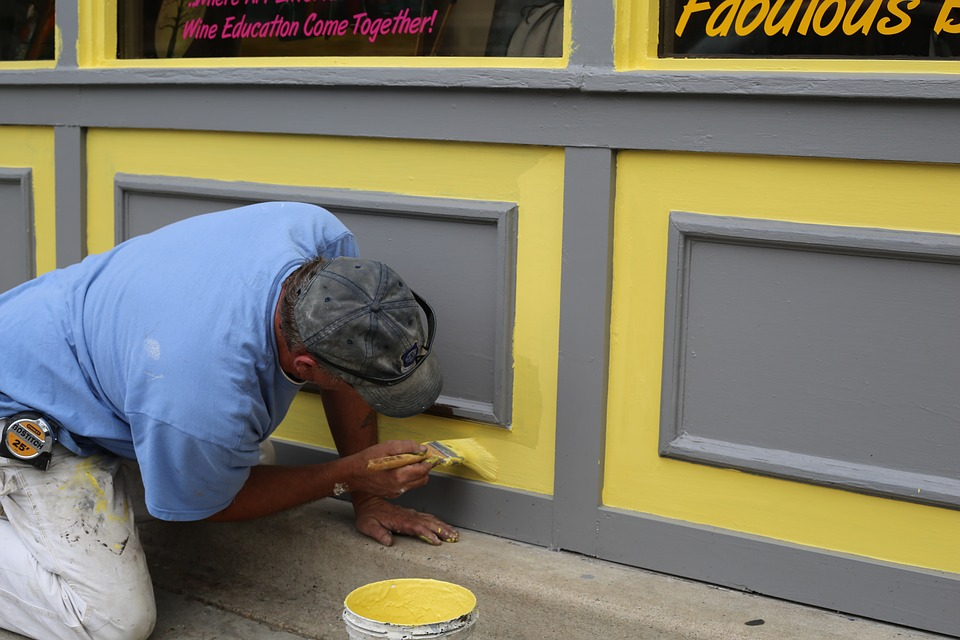 Pourquoi faire appel à un peintre en bâtiment ? 1