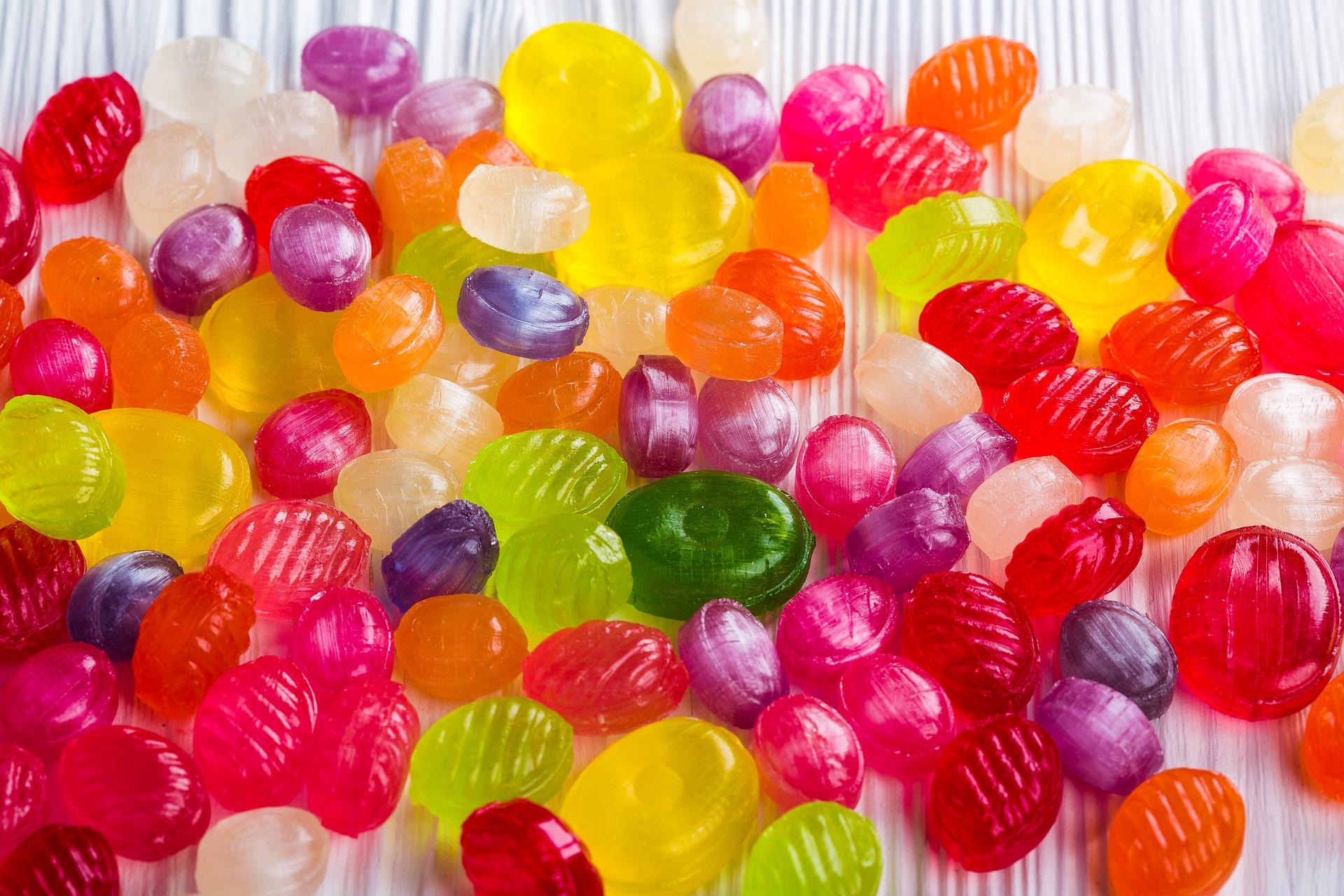 Pourquoi manger des bonbons halal?