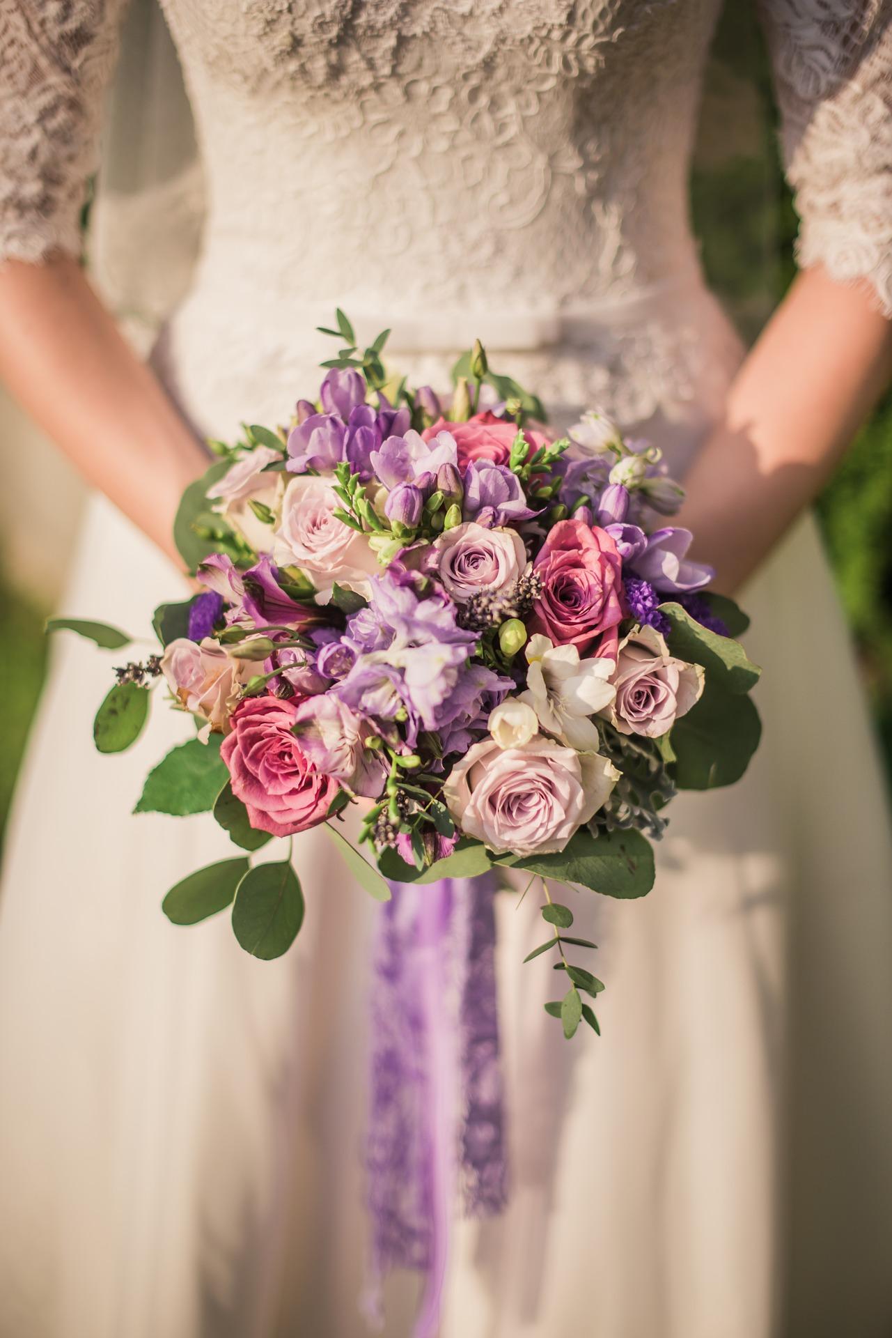 Comment choisir le bouquet de mariée? 2