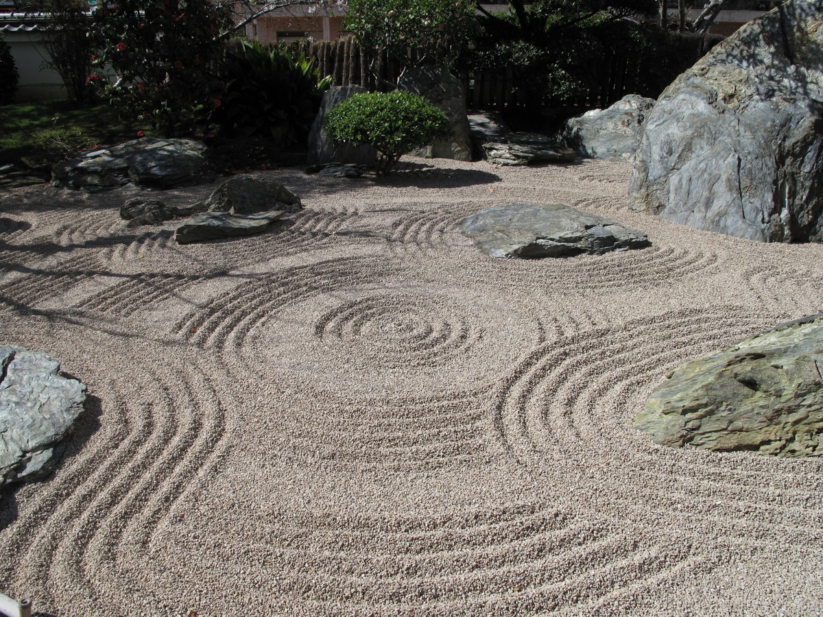 Comment s'aménager un jardin zen? 3