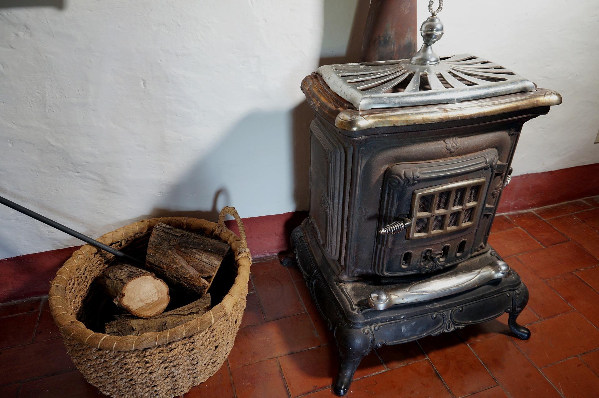Poêle à bois : le chauffage parfait pour réussir sa transition énergétique 2