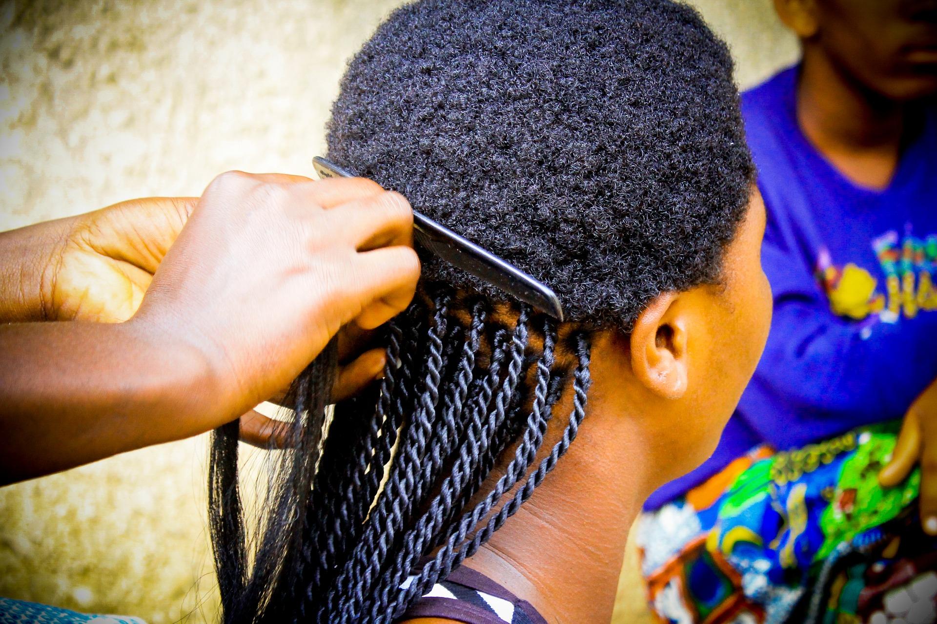 Les différentes coiffures africaines 3