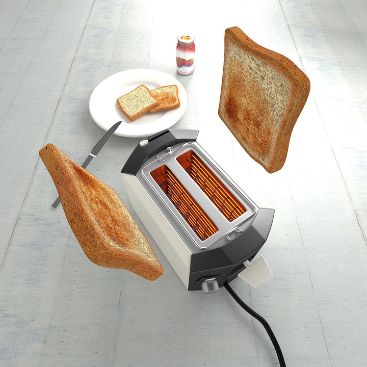 5 choses à ne pas faire avec un grille pain